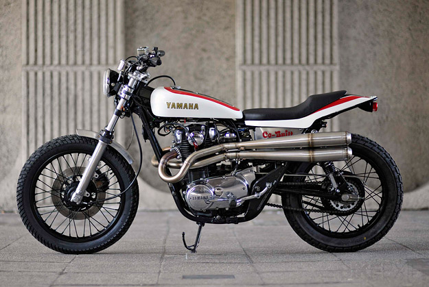Drogo Michie 78 Flat Tracker. Made in England!